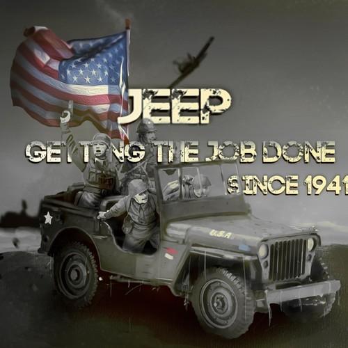 Jeep hm