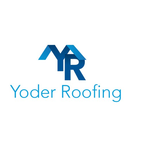 Logo Design for a Roofing Company
