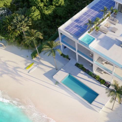 Villa, Cayman Island