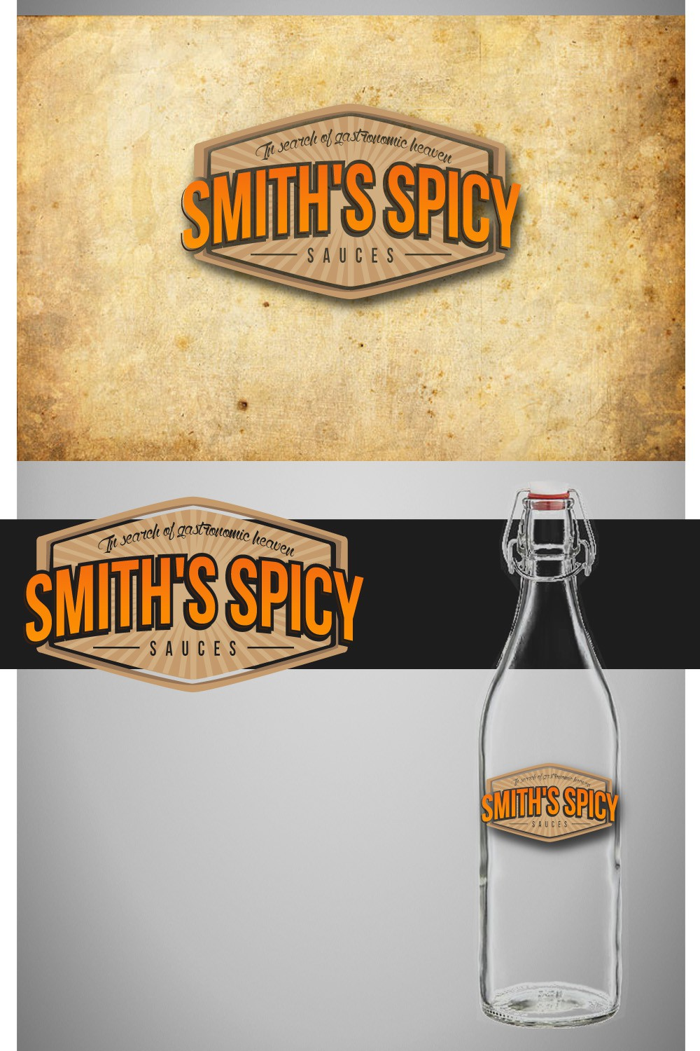 Modern Spicy Sauce Company looking for kick ass Logo!