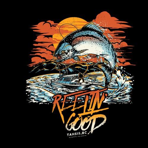 Reelin' Good