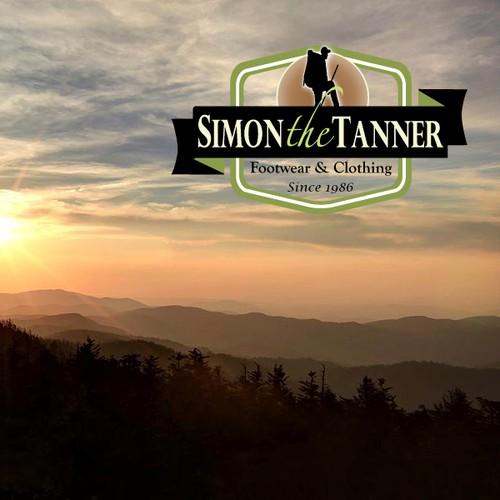 logo for Simon the Tanner