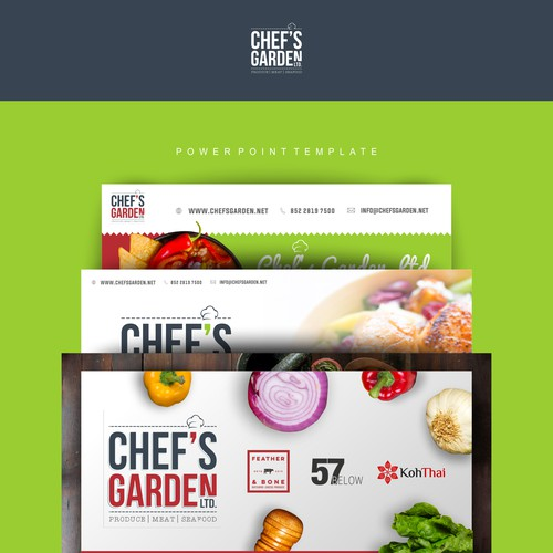 CHEF'S GARDEN LTD - Presentation
