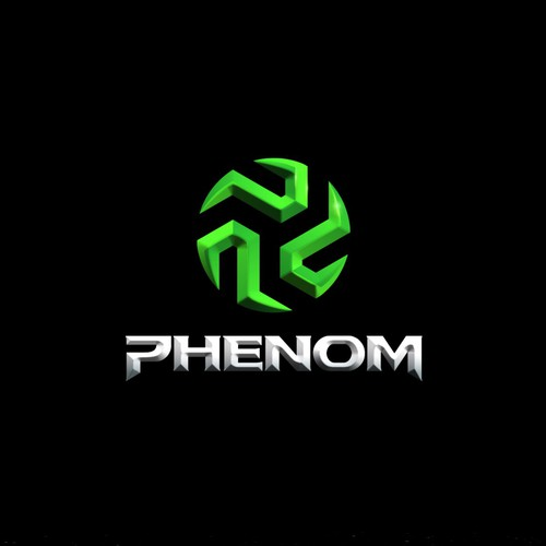 Phenom Logo design