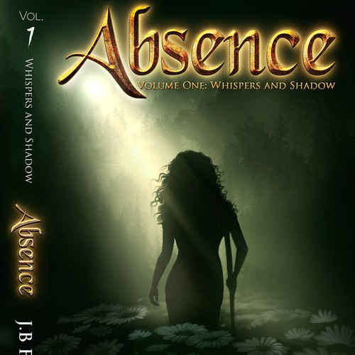 Absence Cover- Volume One