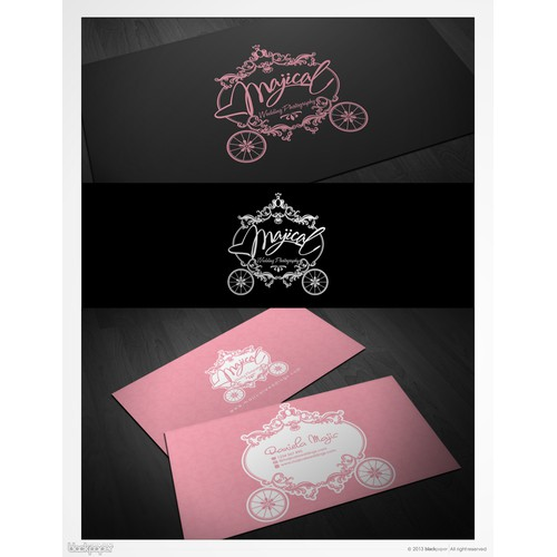 Majical Wedding Photography needs a new logo and business card
