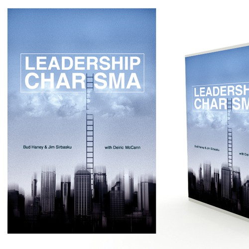 leadership charisma book cover