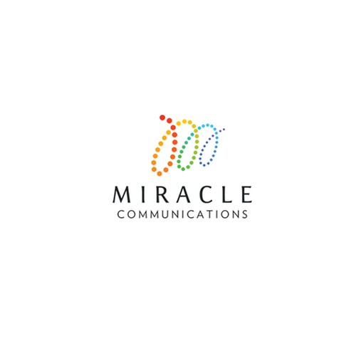 Logo concept for Miracle Communications