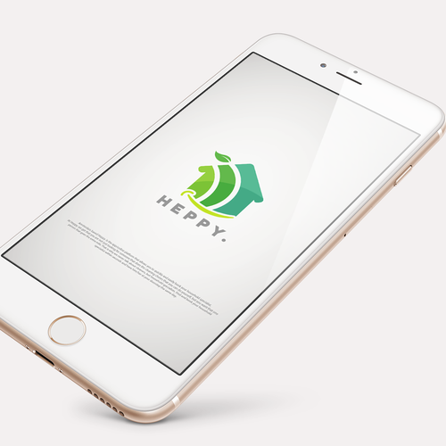 Logo design for Heppy.
