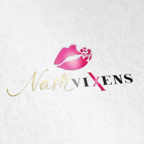 Sexy, edgy logo for entertainment/ clothing design company