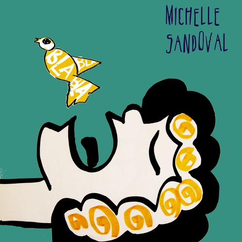 Create a Pop-Art Inspired Book Cover for Michelle Sandoval's Humor Book!