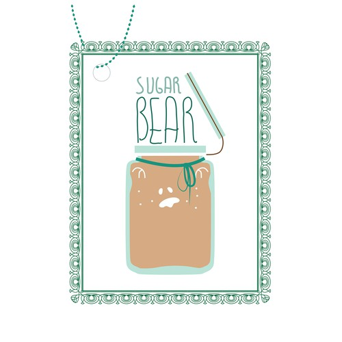 logo for Cakes in Jars :)