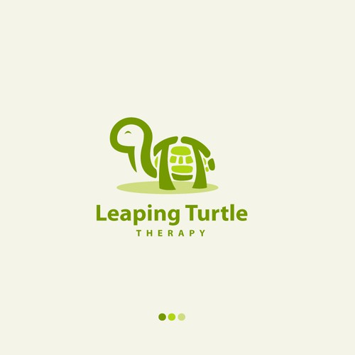 Do turtles leap??? Help make my turtle logo leap of the page!