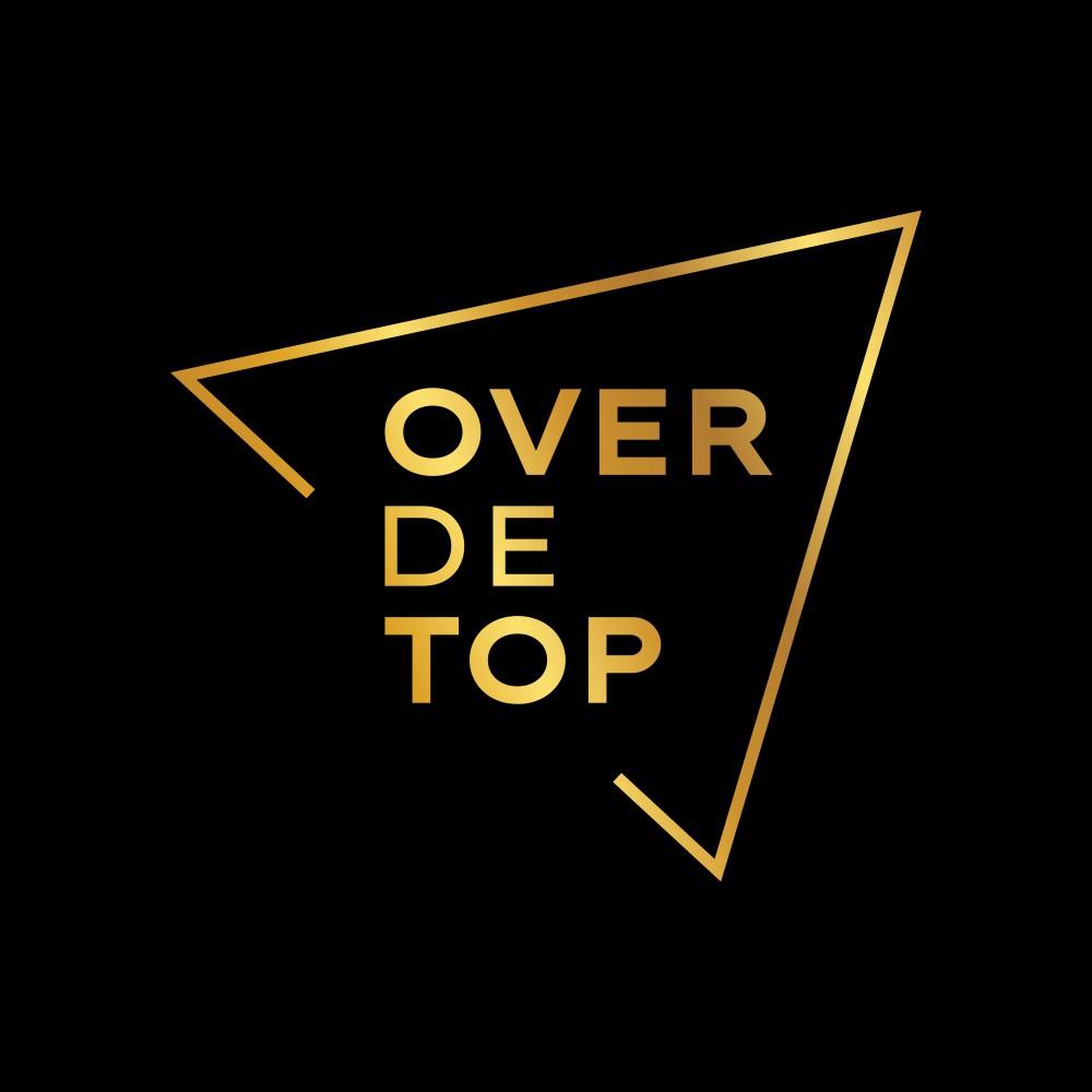 OVER DE TOP podcast logo