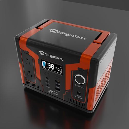 NinjaBatt Power Source