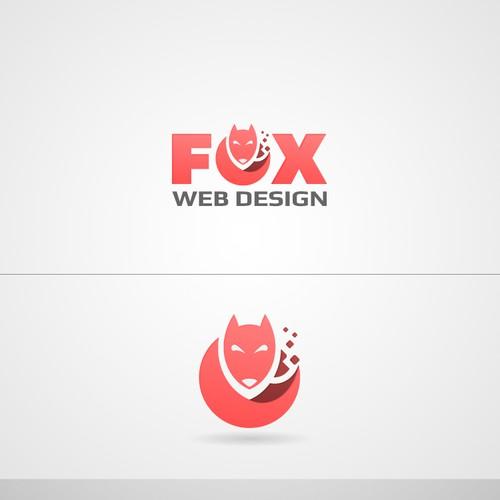 Help Fox Web Design with a new logo
