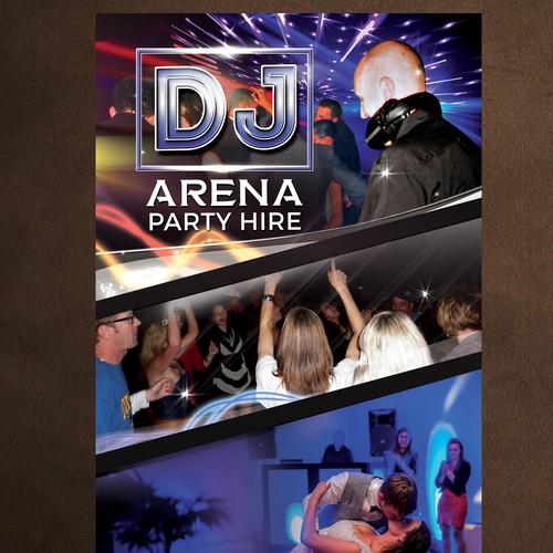 DJ ARENA PARTY HIRE