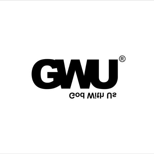 logo for GWU