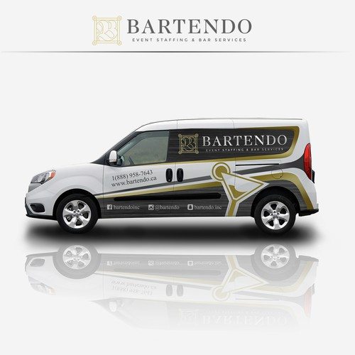 Brending car for Bartendo