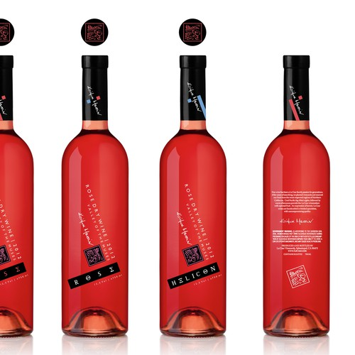 Create a new Rose wine