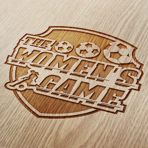 Create a logo that captures the love of The Women's Game