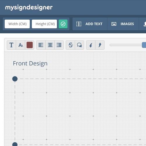 Design Tool Interface