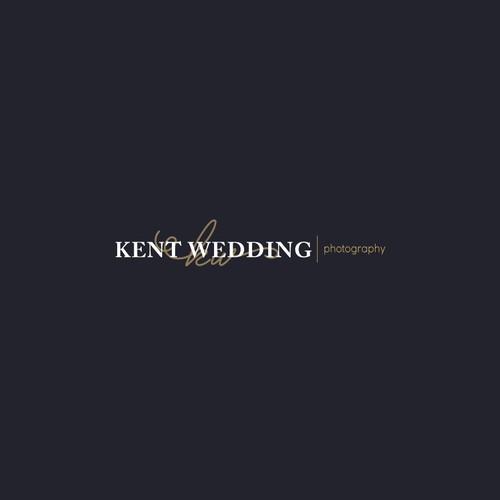 kent weeding logo design