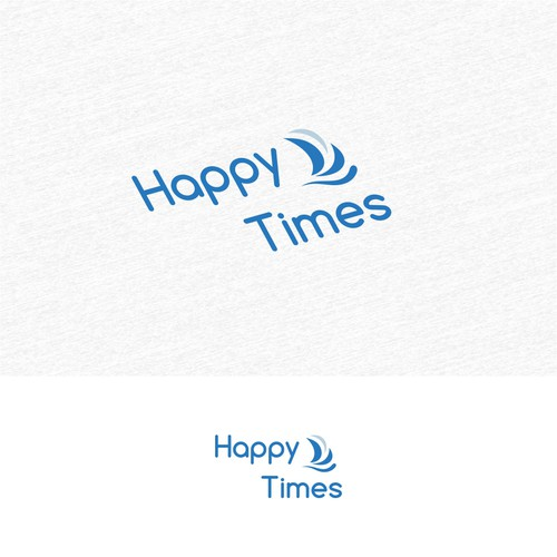 Happy times boat logo