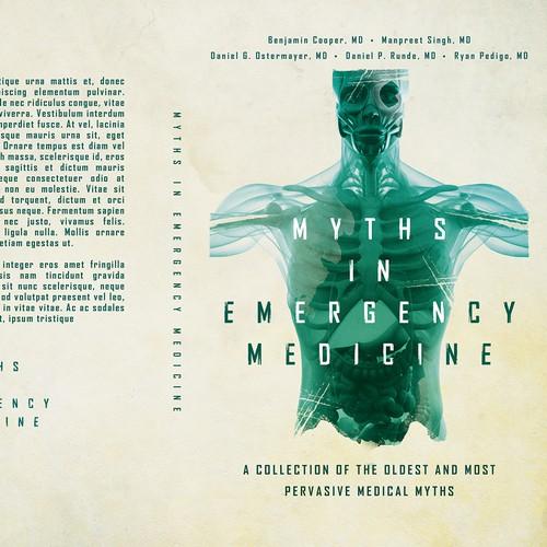 Book Design on Clinical Practice & Myths