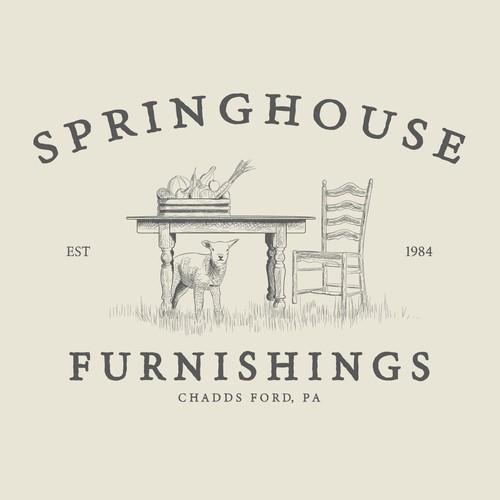 springhouse furnishings