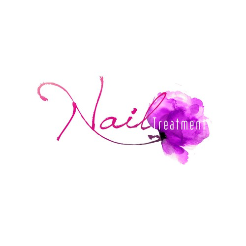 "Create a brand identity for a ""Nail Spa"""