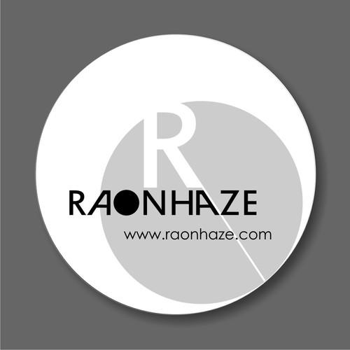 label design circle shape