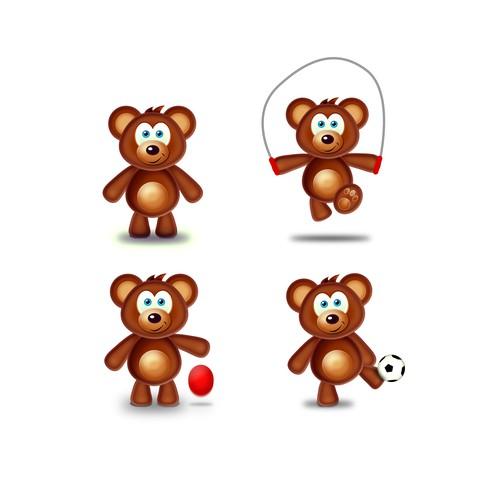 Michelino Bear