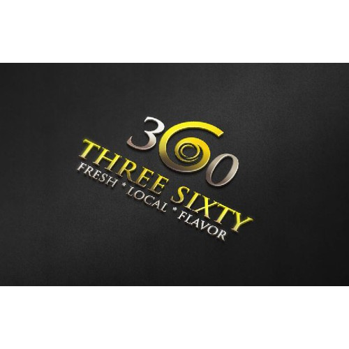 Help Three Sixty with a new logo