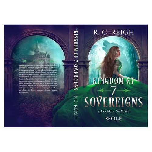 Kingdom of 7 Sovereigns  - Wolf