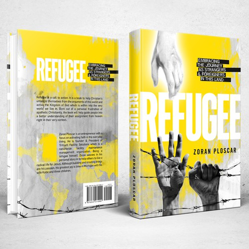 Book cover for Refugee