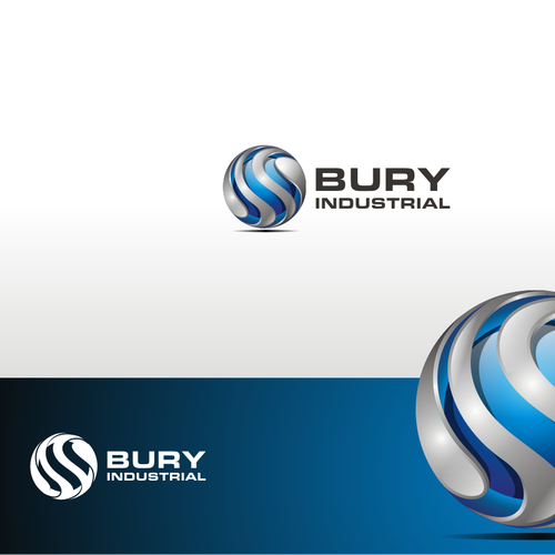 *****Futuristic New Logo Needed For Bury Industrial!!!************