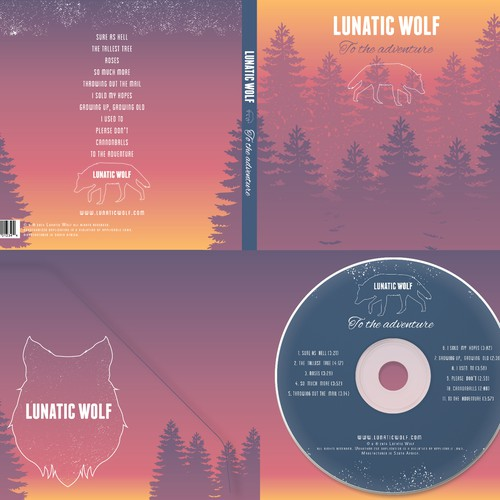Lunatic Wolf Require Artwork for their upcoming album!