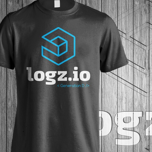 Logz.io Tshirt
