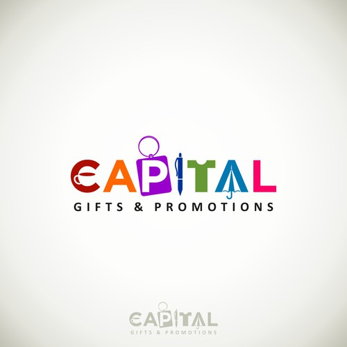 Logo for promotional gifts