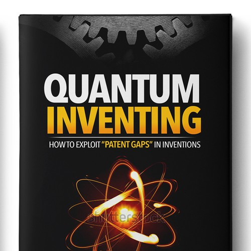 Innovative approach for a book about inventing.