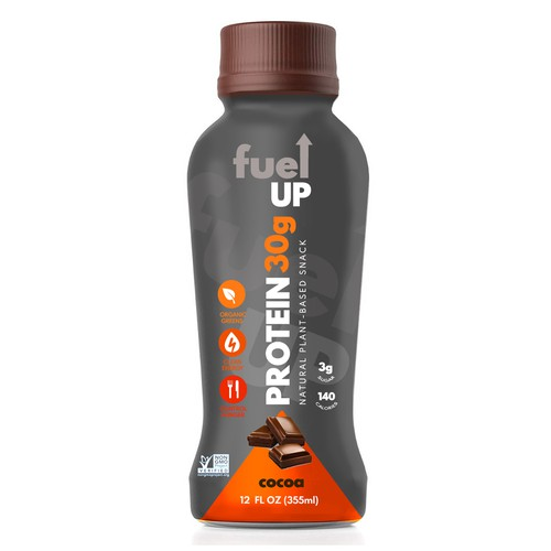 label for protein drink