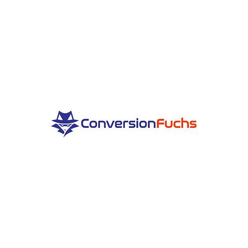 Logo Design for ConversionFuchs