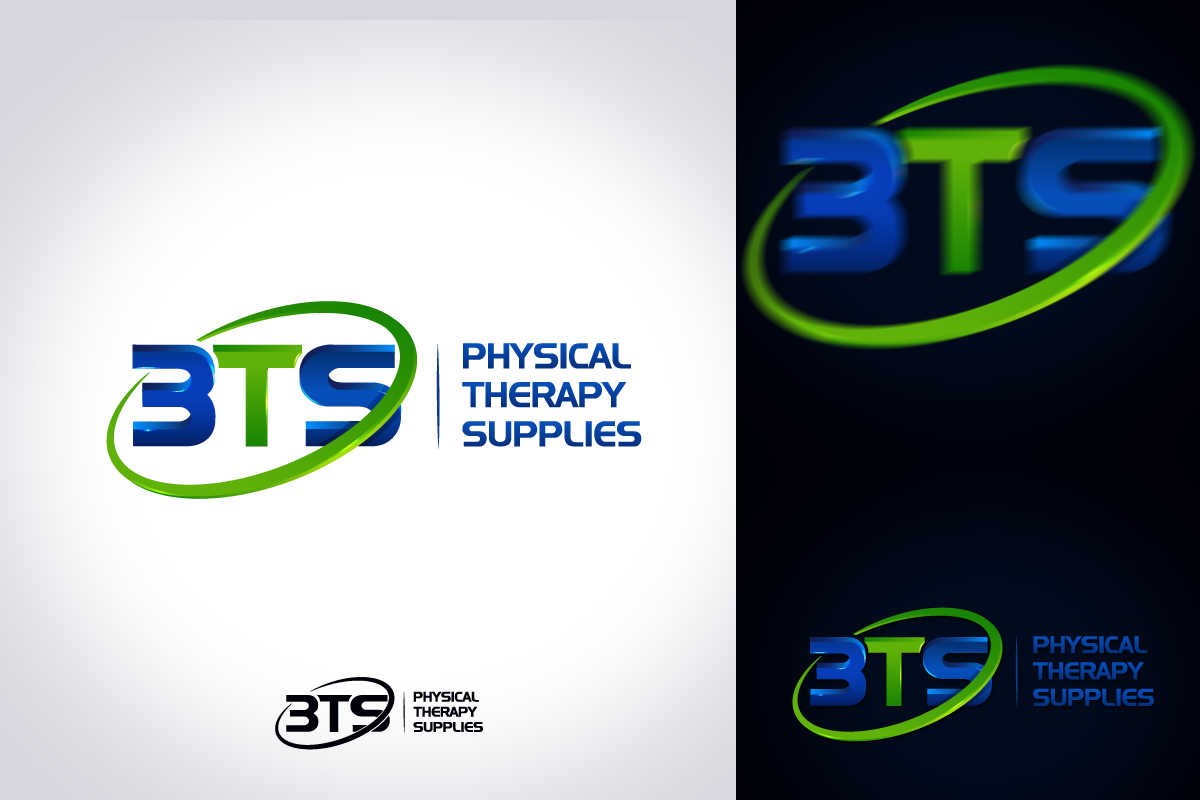 New logo wanted for 3TS Physical Therapy Supplies