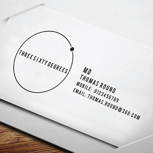 Sophisticated logo for security company