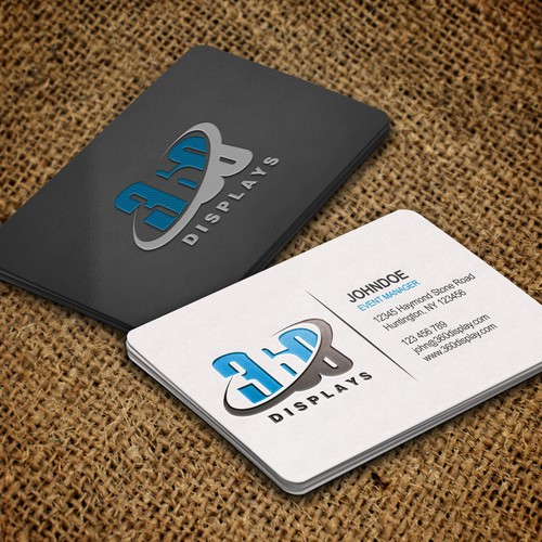 Start Up Business - Creative Business Cards needed