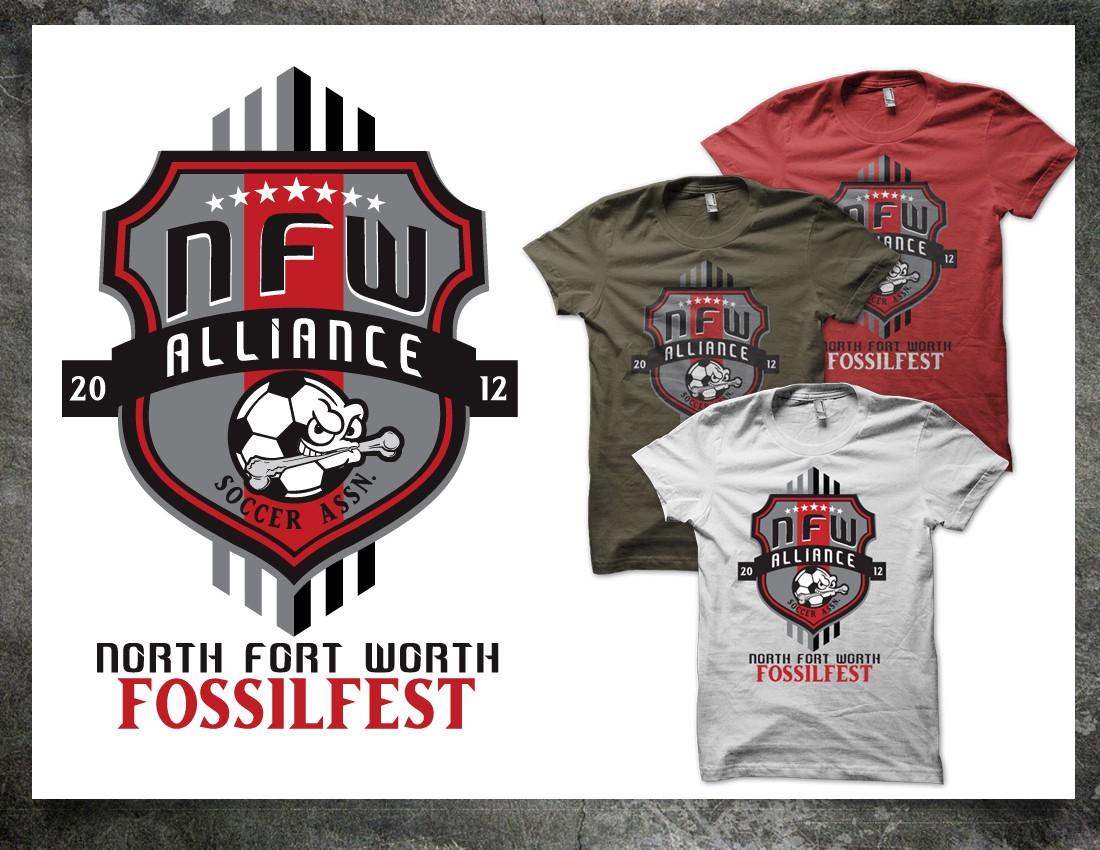Create the next t-shirt design our Soccer Tournament