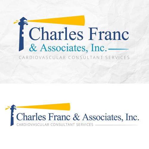 Logo Design for Charles Frank & Associates Inc.
