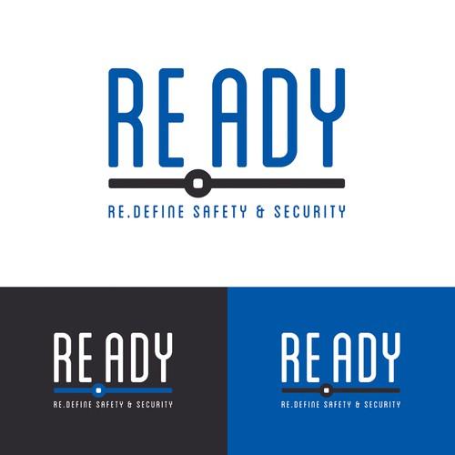 Logo for company security company