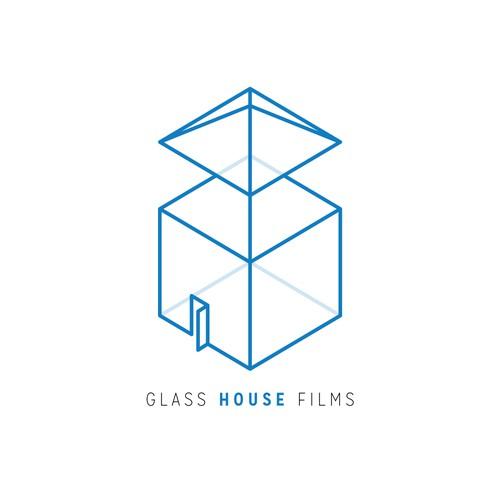 Logo concept for film production studio